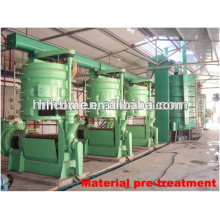 Hot sell maize/corn germ oil processing machine, crude oil refining production line