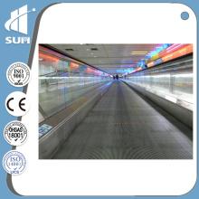 Para Supermercado Velocidad 0.5m / S Moving Walkway