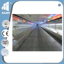 for Supermarket Speed 0.5m/S Moving Walkway