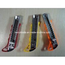 18mm Hand Knife Pocket Plastic Easy Pocket Cutter Utility Knife