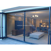 French Style Retractable Insect Screen Door