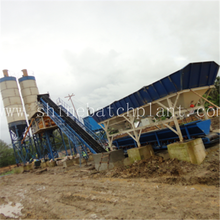 60 Fixed Concrete Mixing Station