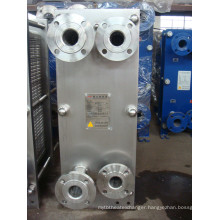 Heat Exchanger for Dairy Processing Pasteurisation