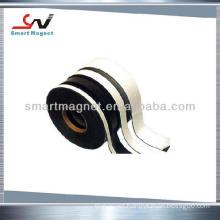 flexible extrusion permanent shower door magnetic strip