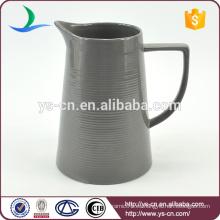 YSj0007-02 Jarra de grano en relieve de venta caliente