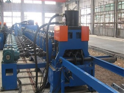 Expressway Crash Barrier Roll Forming Machines