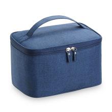 Low MOQ Plain Large Custom Logo Travel  Makeup Bag Cosmetics Bags for Men
