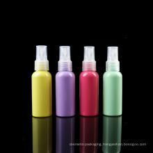 Colorful Small Plastic Pump Spray Bottlel 5ml Pet Bottle (PB10)