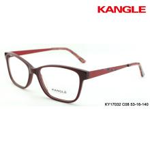 новый дизайн ацетат очки очки оптически рамки