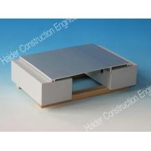 Joints intérieurs en métal pour l'expansion des murs