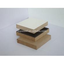 Сырая панель mdf / mdf / меламин МДФ для мебели