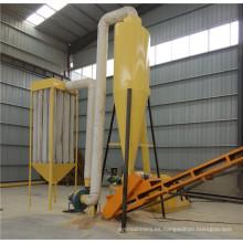 Línea de producción de pellets de madera, línea de pellets de madera