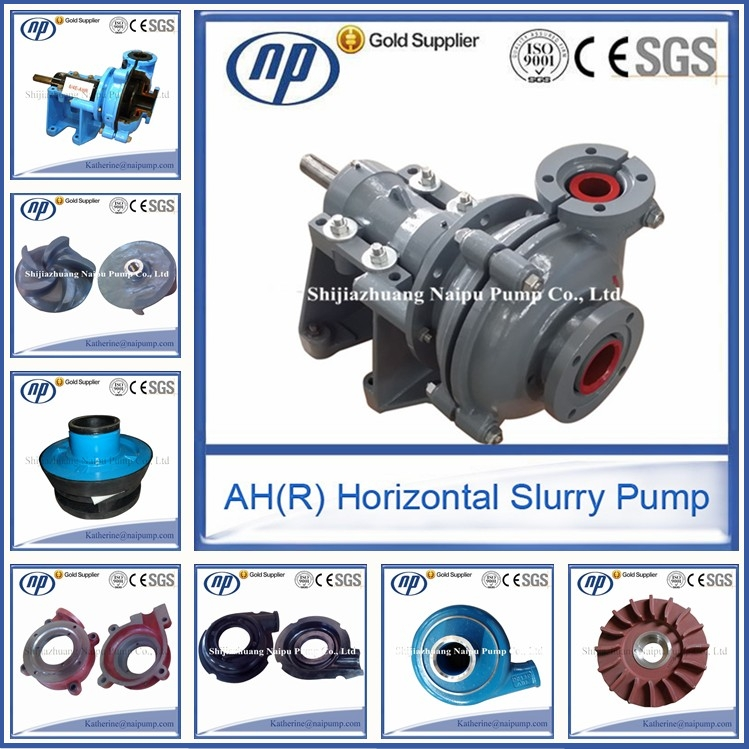 Slurry Pumps And Spare Parts