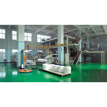 Melt blown non-woven machinery equipment line