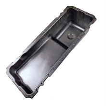 Factory Direct Customized  Oem auto metal parts oil pan for car