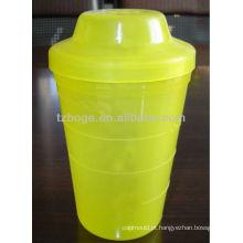 Molde de injeção de copo plástico aço P20