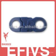 Fivela de colar de liberação lateral de plástico Paracord
