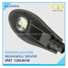 LED de réverbère de l'ÉPI 60W avec le conducteur de Meanwell