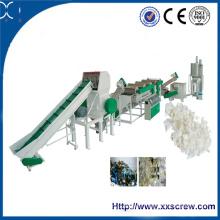 Xinxing marca SWP serie botella de plástico de reciclaje de la máquina