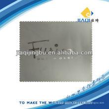 Tissu tissu chiffon de nettoyage microfibre