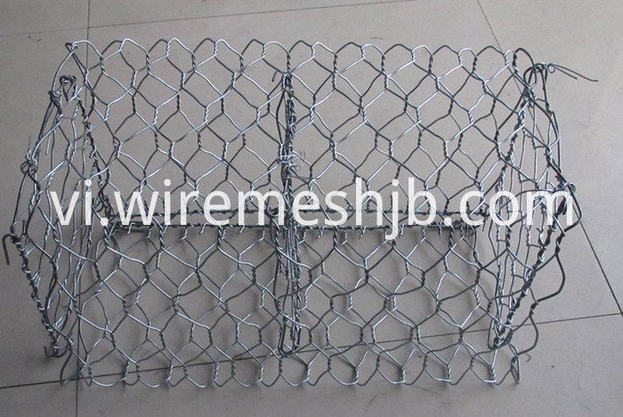 Hexagonal Gabion Box
