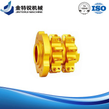 CNC Motorcycle Wheel Hub Milling Parts