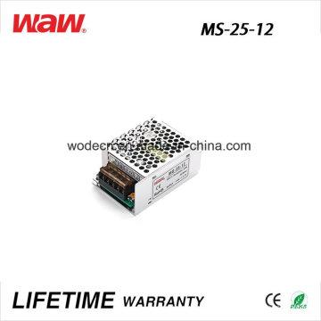 Ms-25 SMPS 25W 12V 2A Anzeigen- / DC-LED-Treiber