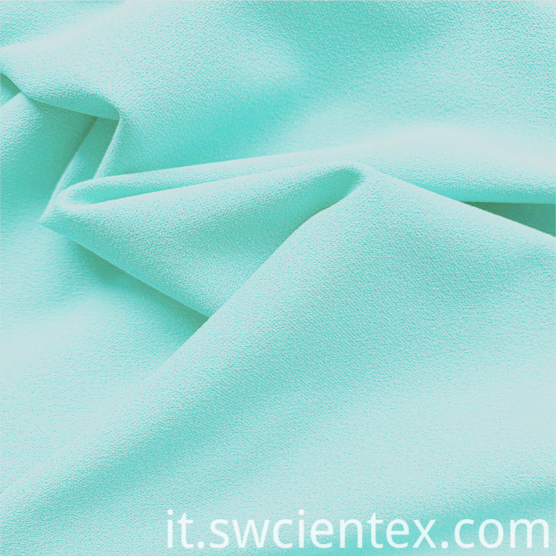 Dty Polyester Spandex Fabric