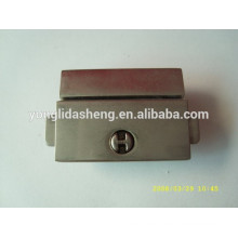 Personalizado de alta calidad fashional bolsa de hardware de bloqueo de torsión