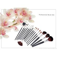 Профессиональные 32piece горячий розовый синтетических волос макияж кисти фабрика оптом