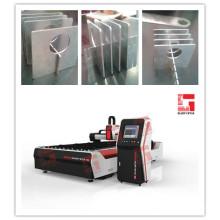 Équipement de coupe laser à fibre de métal / Gravateur laser avec Ce, ISO