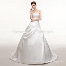 2017 white color luxury bride wedding dress new design off shoulder fishtail dress girl wedding set with diamond