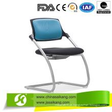 Cadeiras médicas com as costas, paciente cadeira com cores diferentes