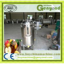 Tanque de fermentação cônica de aço inoxidável