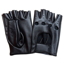 Men′s Fashion PU Leather Driving Gloves (YKY5027)