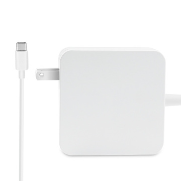 61W Type-C US Plug Macbook Pro Wall Charger