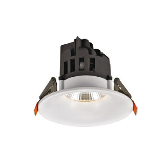Aluminnum Warm White 15W LED Downlight
