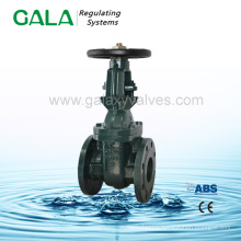 BS/ MSS metal seated api flanged gate valve ,made in china manual rising stem gate valve