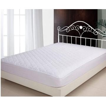 100% microfibra los Pad Matress Protector de colchón cubierta impermeable