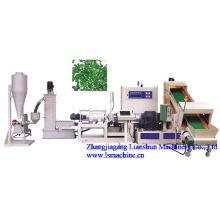 CE/SGS/ISO9001 PP PE рециркуляции и гранулирования линия