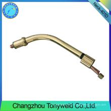 Acessórios de soldagem MB401D cisne pescoço MIG MAG peças sobressalentes para soldagem de CO2