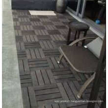 Parquet Outdoor Strand Woven Structure Bamboo Flooring