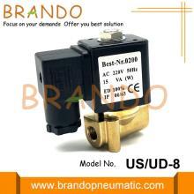 US-8 G1/4'' 2/2 NC UNI-D Type Electromagnetic Valve