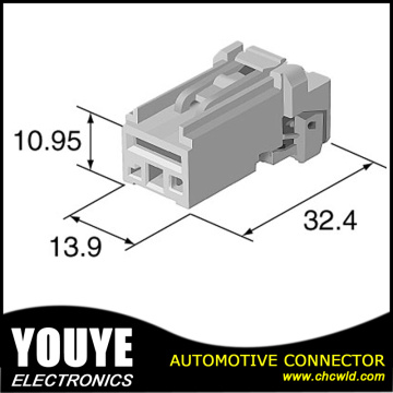 Sumitomo automotivo Connecor habitação 6098-4973