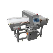 Detector de metales de alimentos de transporte automático de cinta transportadora