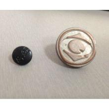 Botão de metal personalizado, botão Jeans liga (GZHY-KA-099)