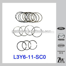 Auto Teile RIK Kolbenring STD für Mazda M6 / 2.0 2.3 / M3 L3Y6-11-SC0 RIK30155