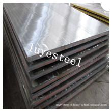 2205 placa de aço inoxidável frente e verso da bobina da chapa de aço DC03