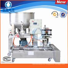Máquina de llenado de pintura / recubrimiento completamente automática 30L antiexplosión