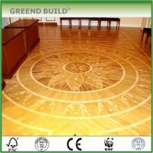 Gorgeousness foyer medallion floor